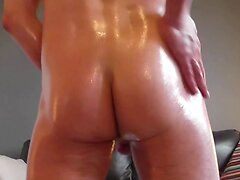 Oily Oxballs Cocksling Fun and Cum