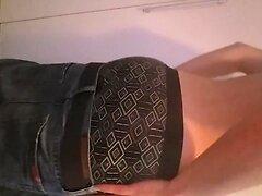 sagging jeans - boxerbriefs