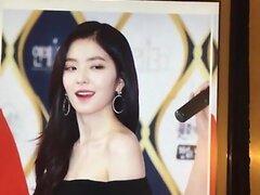 Cum tribute to Red Velvet Irene