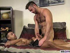 Big dick lovers Mike De Marko and Jay Alexander