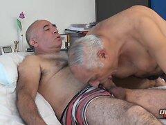 Two Horny Seniors