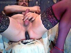 Anal Dildo Orgasmus