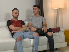 Jack Taylor and Koby Lewis