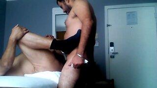 papa und lad porno