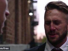 Men.com - Roman Todd, Wesley Woods - Doorman Dick