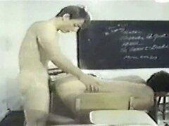 Classic classroom sex with teacher