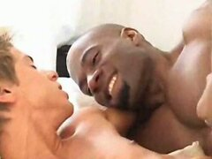 Muscular black top takes him