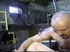A gay leather sex spectacular