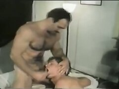 Masculine man fucks submissive
