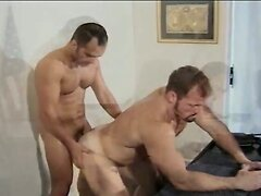 Hot gay studs in the office