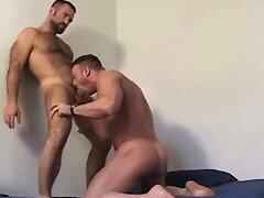 Two Men having fun 2