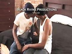 Young black hotties fuck