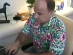 Mature men hardcore anal sex