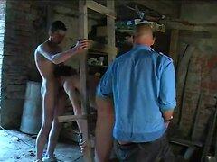 forbidden fruit for spanked guy